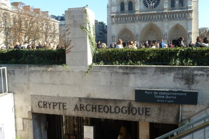 Archeological Crypt