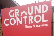 Ground Control sign