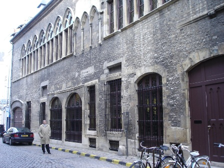 Hôtel des Comtes de Champagne
