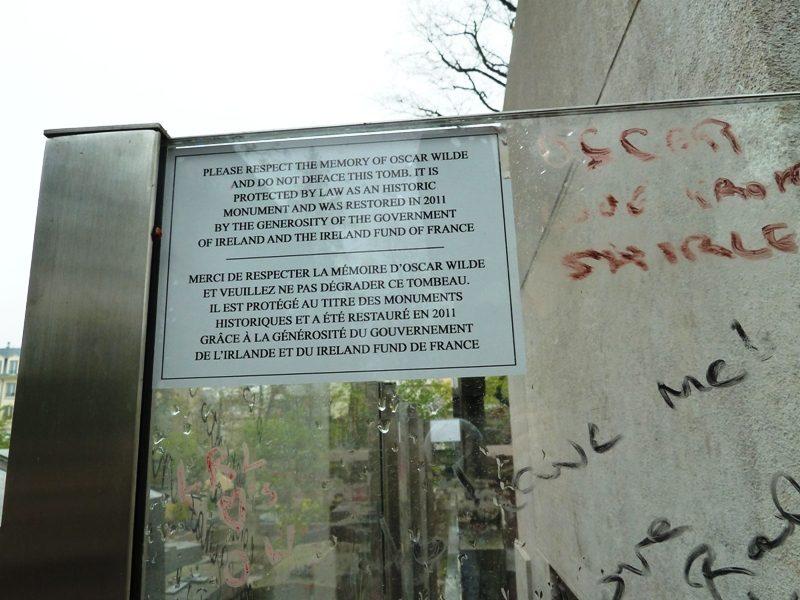 grave Pere Lachaise