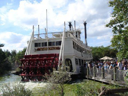 Steamboat Disneyland