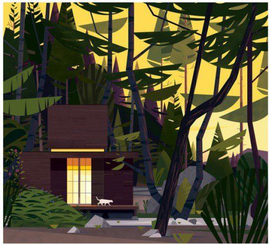 Monks Cabin