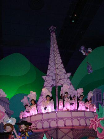 Small World Eiffel Tower