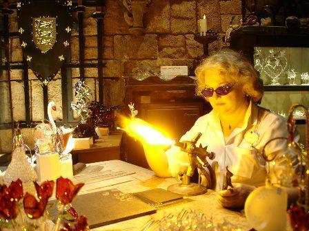 Glassblower Disneyland