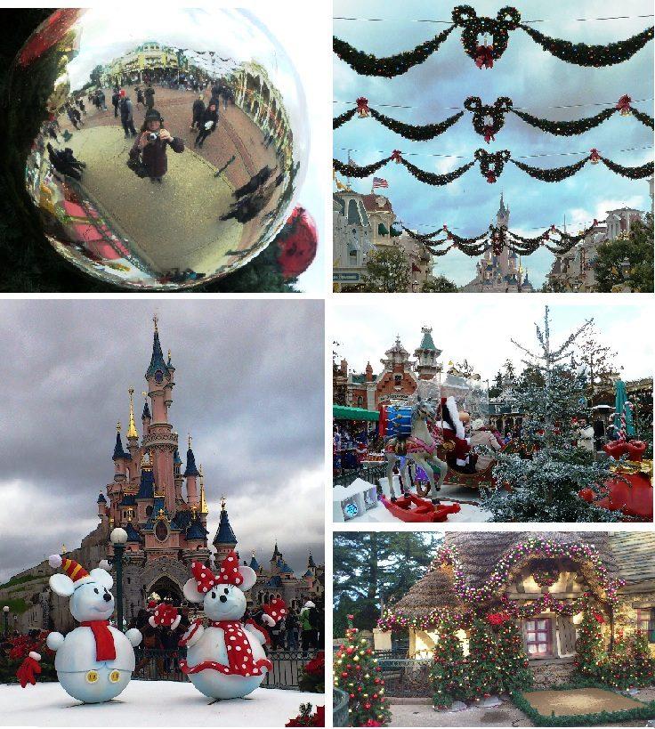 Disney Christmas Montage
