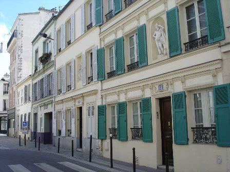 Belleville facades