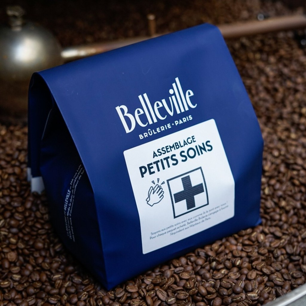 Belleville Brulerie Coffee