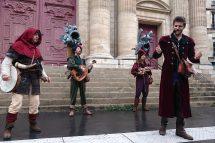 Les Mystères du Vieux Paris Troupe