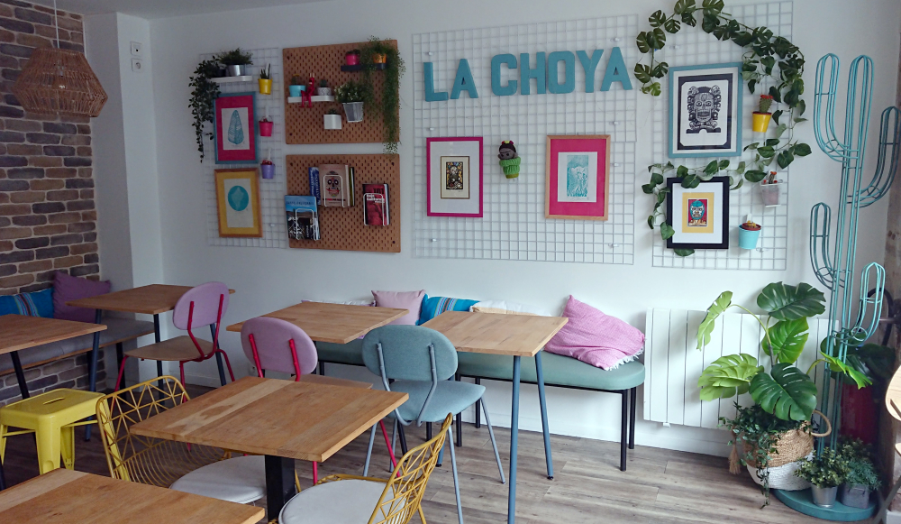 interior of La Choya