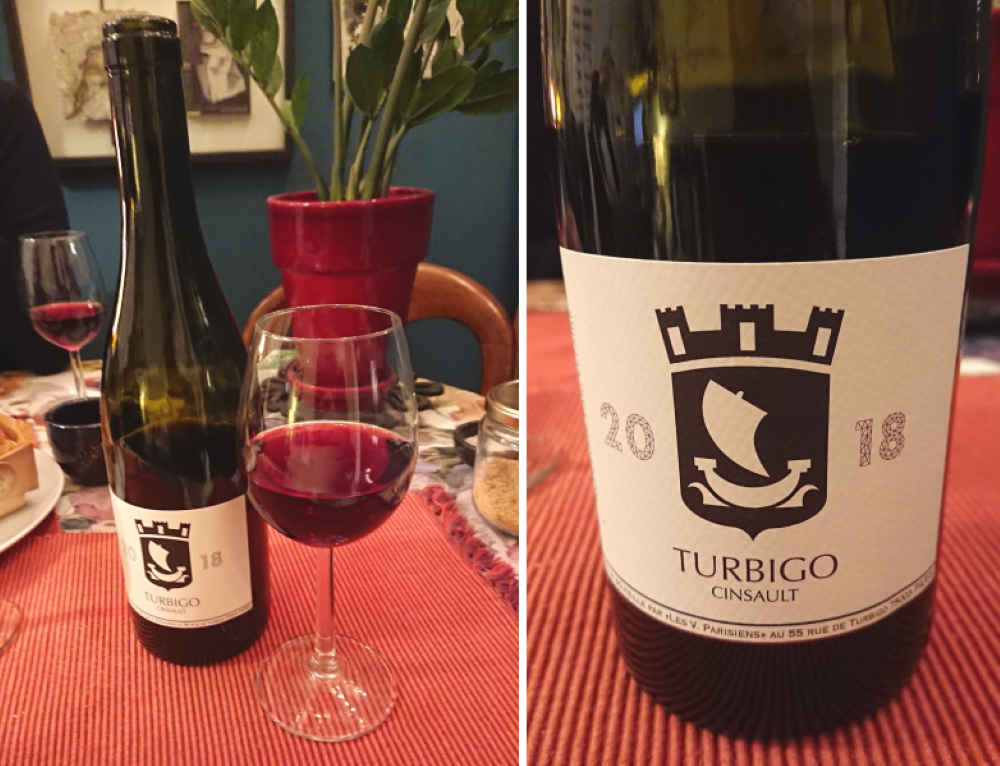 Turbigo wine