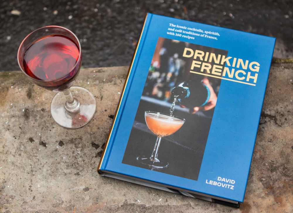 Drinking French book
