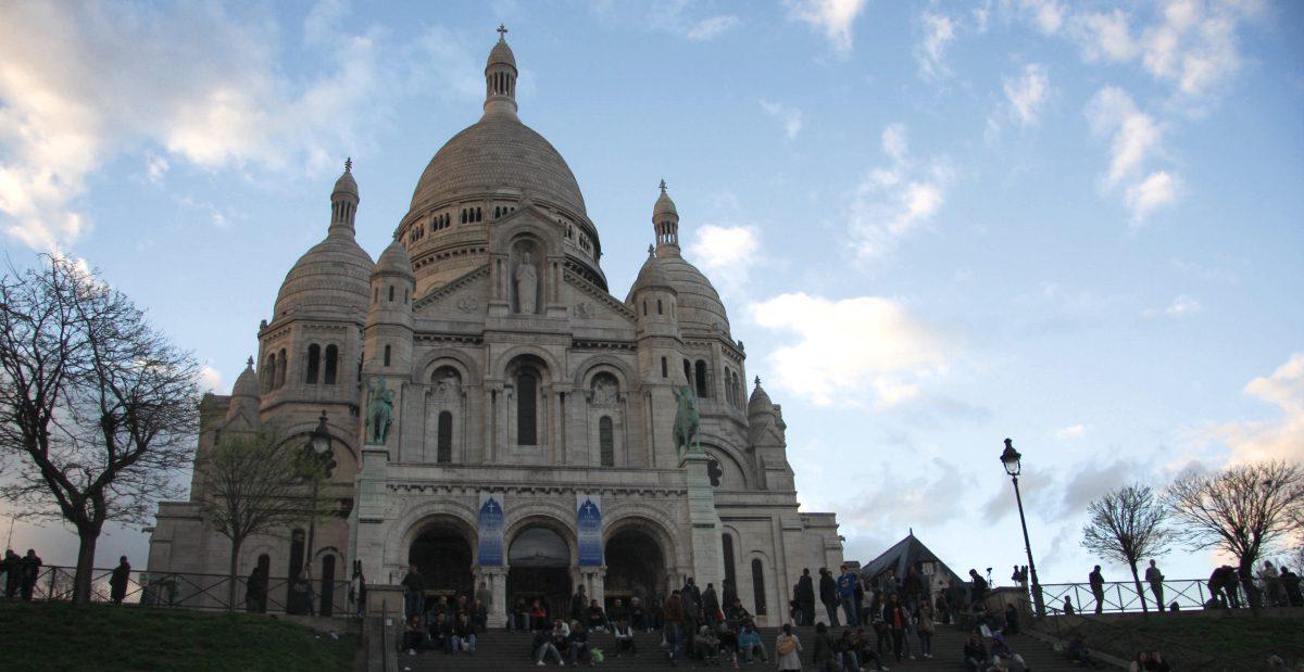 Basilica Sacré Coeur