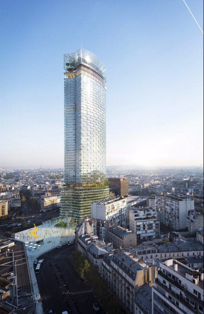 New Montparnasse Tower