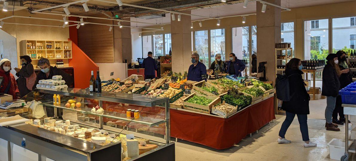 Douze food market
