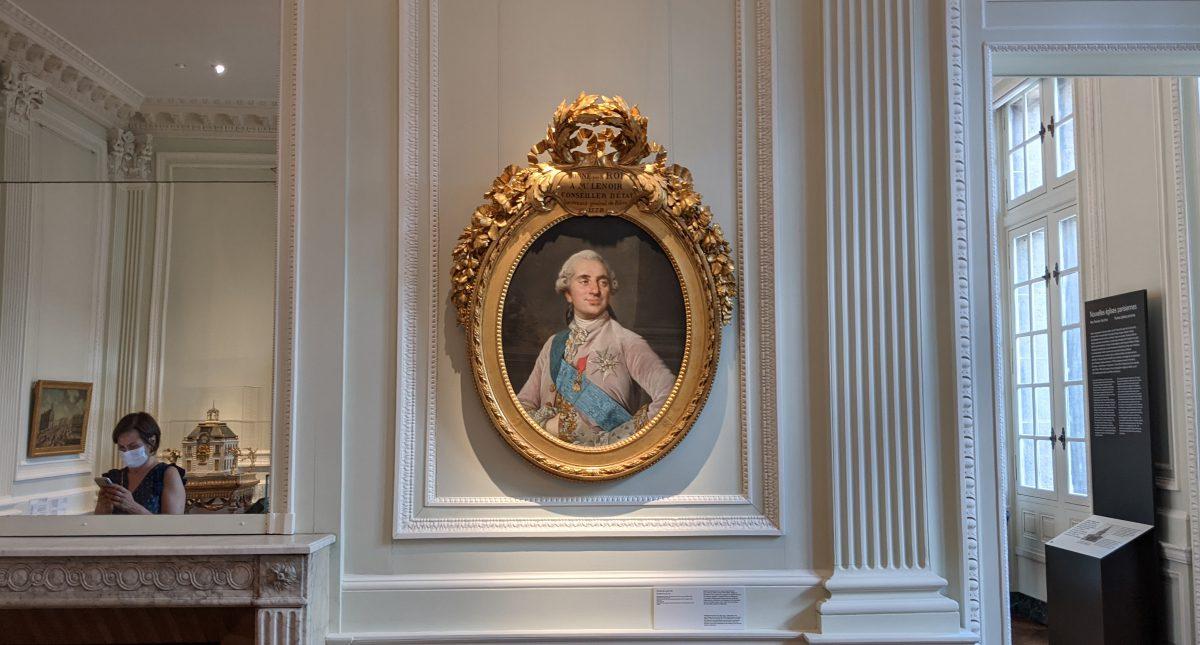 Louis XVI painting
