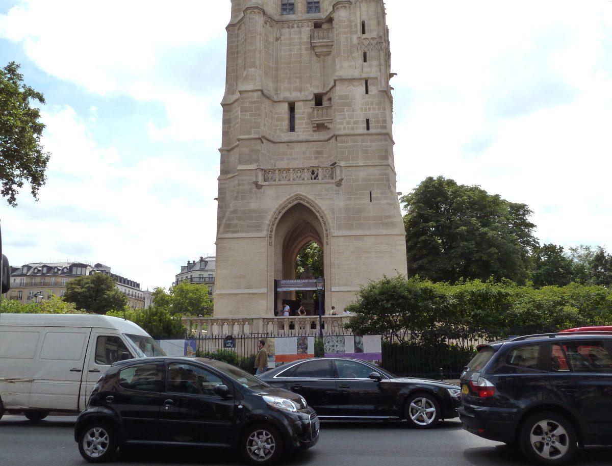 The Tour Saint-Jacques