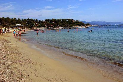Cap Benat plage
