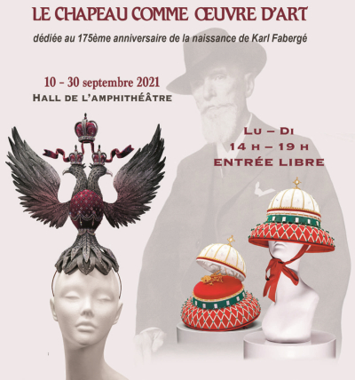 Flyer for hat exposition