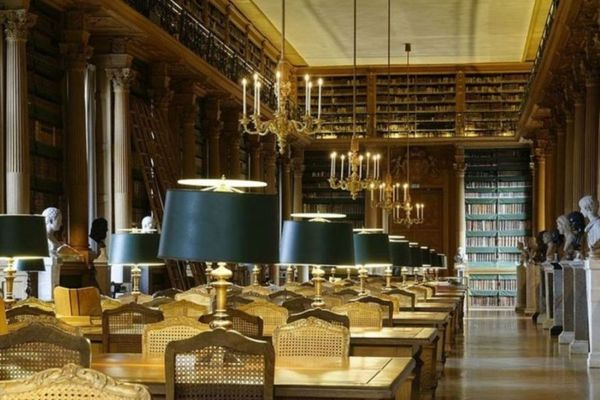 Mazarine Library