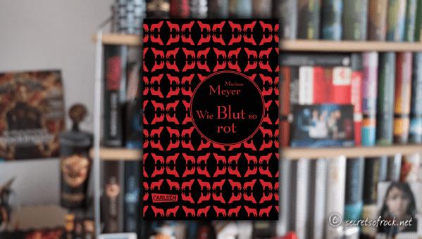 """Marissa Meyer: """"Wie Blut so rot"""""""