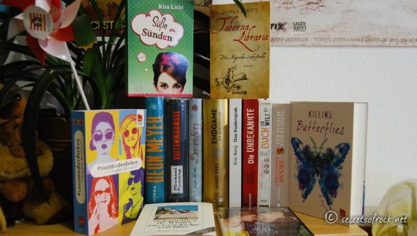 Neuzugänge #32: Buchmesse-Mitbringsel Deluxe