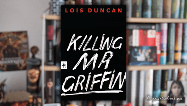 "Lois Duncan: ""Killing Mr Griffin"""