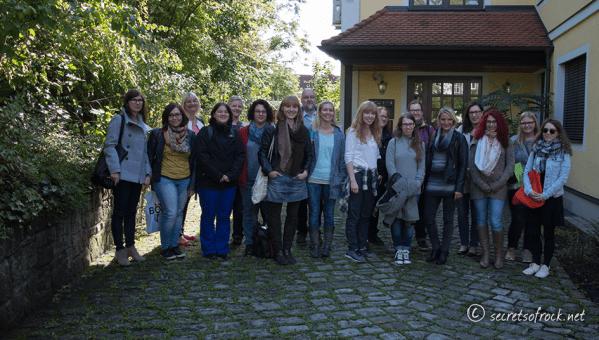 4. Arena #Bloggerworkshop in Würzburg