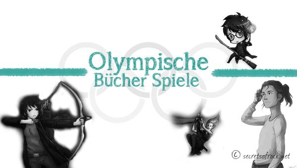 Die Olympischen Bücher Spiele