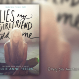 "Julie Anne Peters: ""Lies my girlfriend told me"""
