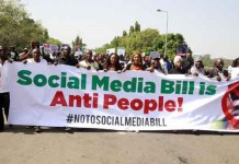 Social Media Bill is Anti-People