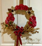 By Debbie Mageed, Wonderfall, wreath