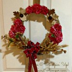 By Debbie Mageed, Wonderfall, wreath
