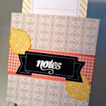 Paper Pumpkin Meets the Thankful Tablescape Kit