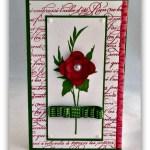 By Debbie Mageed, Fabulous Florets, En Francais, Floral Fusion Sizzlets