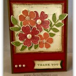 By Debbie Mageed, Flower Shop, Secret Garden, Petite Petals, Thank You