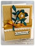 By Debbie Mageed, Flower Frenzy Bigz L Die, Bloom with Hope, Birthday