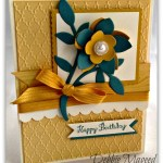 By Debbie Mageed, Flower Frenzy Bigz L Die, Bloom with Hope, Birthday