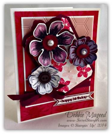 Flower Shop, Petite Petals, Umbre, Itty Bitty Banners