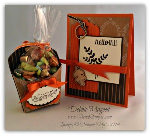 For All Things, Creatively Yours, Scalloped Tag Topper Punch, Fry Box Bigz L