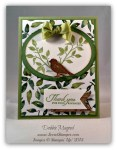 By Debbie Mageed, Choose Happiness, Stampin Up
