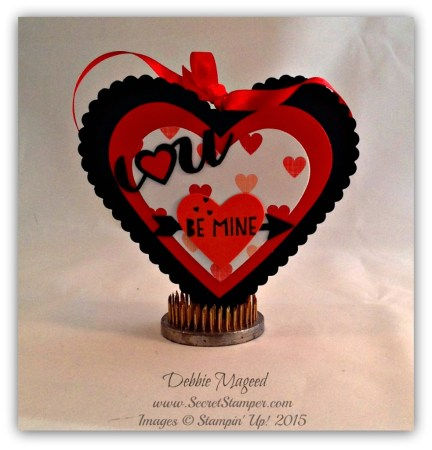 Valentine, Gift Box, You Plus Me, Label Card Thinlits, Stacked with Love, Hearts Framelits