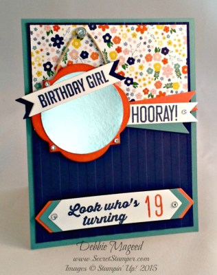Hooray It's Your Day at the Paper Players