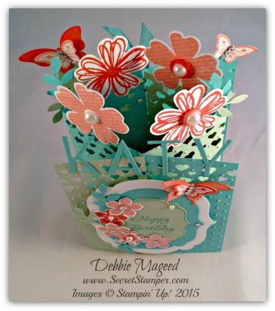 Memorable Moments, Papillon Potpourri, Flower Shop, Petite Petals, Big Day, Cascade Card 2