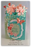 By Debbie Mageed, Memorable Moments, Papillon Potpourri, Flower Shop, Petite Petals, Big Day, Cascade Card, Fun Fold, Stampin Up