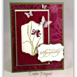 By Debbie Mageed, Love & Sympathy, Best of Greetings, Stampin Up