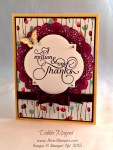 By Debbie Mageed, Million & One, Painted Blooms, Papillon Potpourri, Stampin Up