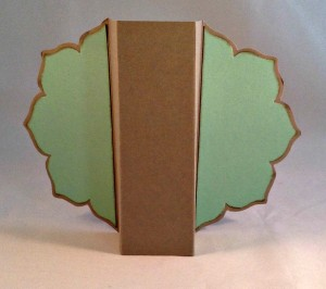 Wetlands, Trust in God, Fun Fold Card, Floral Framelits 2