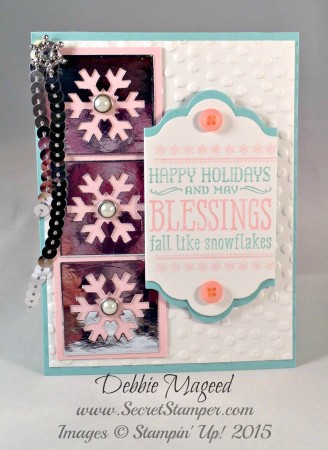 Six Sayings, Oh What Fun Tag Project Kit