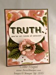 By Debbie Mageed, Words of Truth, Reason for the Season, Stampin Up