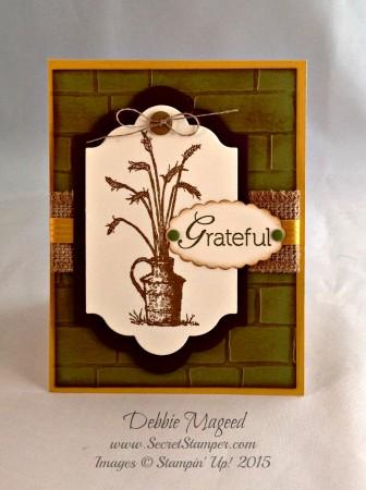 Always Thankful, Gratitude, Thanksgiving
